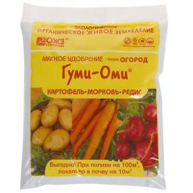 Удобрение Гуми-Оми для картофеля и моркови органо-минеральное 0.7 кг