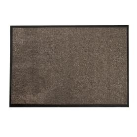 Коврик придверный «Olympia» полипропилен 80х120 см цвет коричневый
