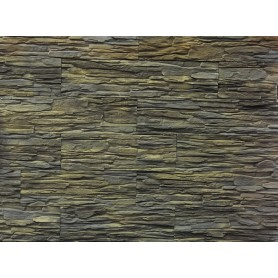 Облицовочный камень Сафир 073, гипс, 0.6 м2