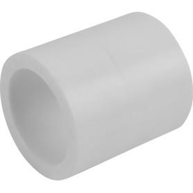 Муфта ⌀25 мм полипропилен