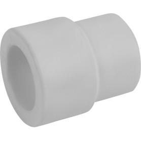 Муфта ⌀25 х 20 мм полипропилен