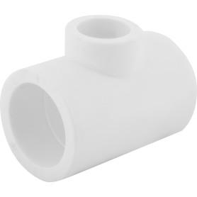 Тройник ⌀40 x 20 x 40 мм полипропилен