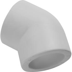 Угол 45° ⌀32 мм полипропилен