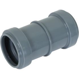 Муфта двухраструбная Ø 32 мм полипропилен