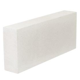 Блок газобетонный D500 600х250х100 мм