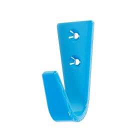 Крючок LHK186BU, металл, цвет синий