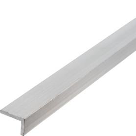 Профиль алюминиевый угловой 15х10х2x2000 мм