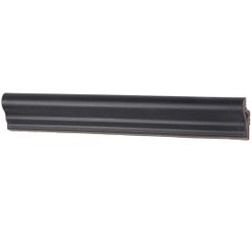 Профиль закладной №281 для ступени 5х36 см цвет серый
