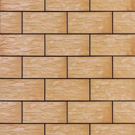 Плитка клинкерная фасадная Cerrad 10 Ecru, 0.53 м2