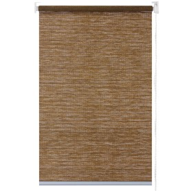Штора рулонная «Концепт» 160х175 см цвет коричневый