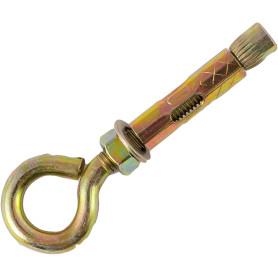 Анкерный болт с кольцом 8х45 мм, 3 шт.