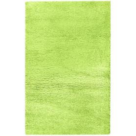 Ковёр Shaggy Ultra 0.8х1.5 м полипропилен цвет зелёный