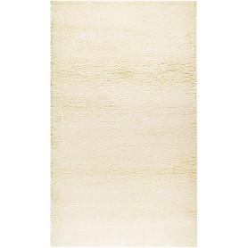 Ковёр «Шагги Тренд» L001, 1x2 м, цвет кремовый