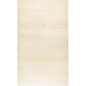 Ковёр «Шагги Тренд» L001, 1.5x2.3 м, цвет кремовый