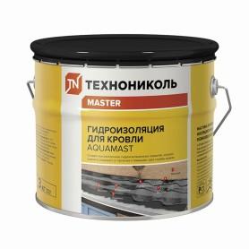 Мастика битумно-резиновая AquaMast, 3 кг