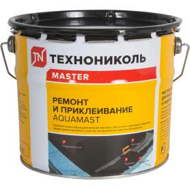 Мастика для ремонта и приклеивания AquaMast, 3 кг