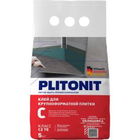 Клей Плитонит С, 5 кг