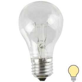 Лампа накаливания Bellight шар E27 75 Вт свет тёплый белый
