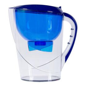 Фильтр-кувшин Гейзер «Корус», 3.7 л, цвет синий