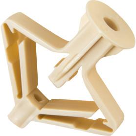 Анкер Standers для листовых материалов, PLA, без шурупа, 100 шт.