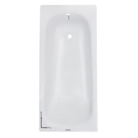 Ванна Kaldewei Form Plus сталь 150х70 см