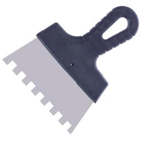 Шпатель фасадный зуб 10х10 мм 150 мм