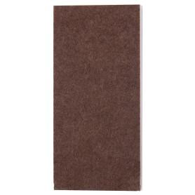 Лист фетра Standers 1000x85 мм, прямоугольные, войлок, цвет коричневый