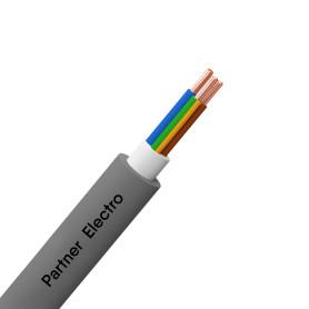 Кабель Партнер-Электро NYM 3х1.5, 100 м, ГОСТ
