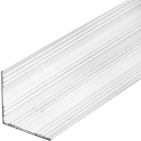 Уголок алюминиевый 19х1000  мм