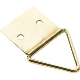 Петля для пластиковой рамки, сталь, 4 шт.