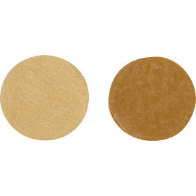 Заглушка самоклеящаяся 18 мм меламин цвет сосна, 21 шт.