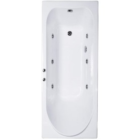 Ванна гидромассажная Aquanet Сицилия акрил 150х70 см