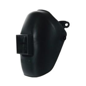 Маска сварщика пластик/стекло 110х90