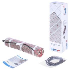Нагревательный мат для тёплого пола Devi 150 Вт, 1 м2