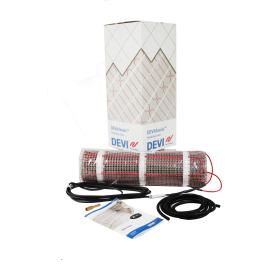 Нагревательный мат для тёплого пола Devi 750 Вт, 5 м2