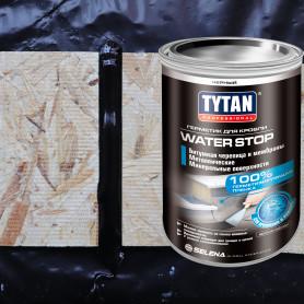 Герметик для кровли Tytan цвет чёрный 1 кг