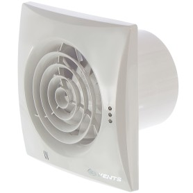Вентилятор осевой Вентс 100 Quiet D100 мм 7.5 Вт