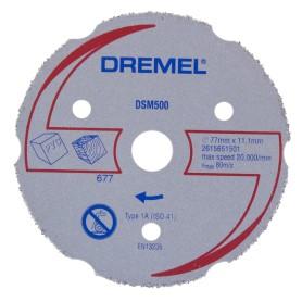 Круг отрезной карбидный для Dremel DSM20