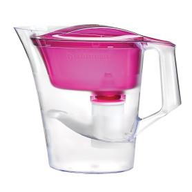 Фильтр-кувшин для очистки воды Барьер Твист 4 л, цвет пурпурный