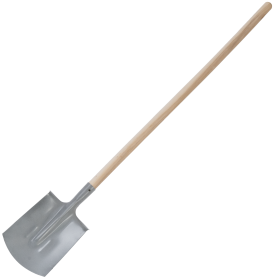 Лопата штыковая прямоугольная 150 см, сталь