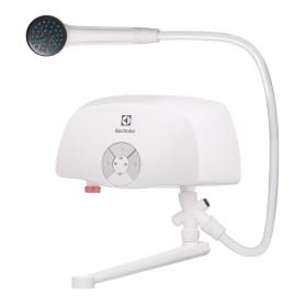 Водонагреватель проточный 5.5 кВт с душем и краном Electrolux Smartfix TS