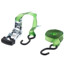 Ремень-крюк Standers 25 мм 5 м, полиэстер, цвет зелёный