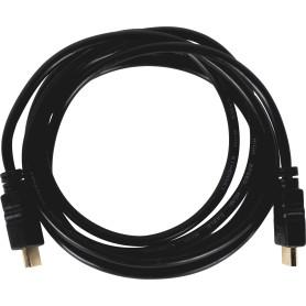 Кабель HDMI 3D Oxion «Стандарт» 2 м, ПВХ/медь, цвет чёрный