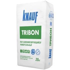 Наливной пол Knauf Трибон 20 кг