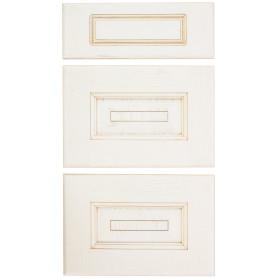Двери для шкафа Delinia «Нэнси» 40x70 см, массив ясеня, цвет бежевый, 3 шт.