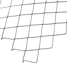 Сетка армированная Штрек 50х50х2х2 мм, 0.5x2 м