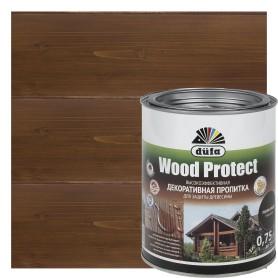 Антисептик Wood Protect цвет палисандр 0.75 л