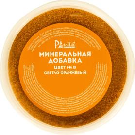 Минеральная  добавка № B цвет светло-оранжевый