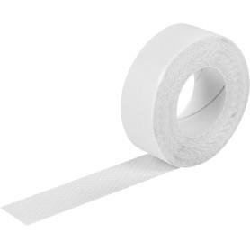 Термоклеевая лента «Паутинка» 20 мм полиамид цвет белый 10м