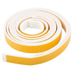 Уплотнитель изолоновый 9 м, цвет белый